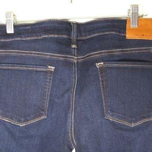 Lucky Brand Lolita Boot Orta Premium Blue Jeans